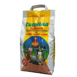 Lettiera TUTOLET Biodegradabile 100% Tutolo di Mais LT.10