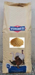 VERONESI - SELVAGGINA 2 sbriciolato 25kg - Veronesi OGM