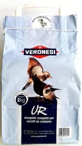 VERONESI - UCCELLI UR pellet 2kg - Veronesi OGM