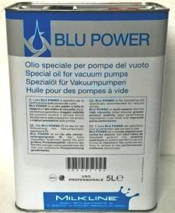 MILKLINE - OLIO X POMPE blu POWER LATTINA 5lt