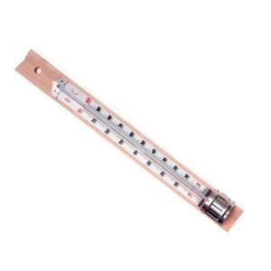 MILKLINE - Termometro in legno ad alcool per alimenti