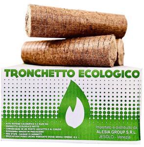 BRICCHETTO FAGGIO 100% 10kg - TRONCHETTI Scatola