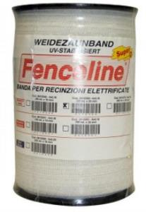 FENCELINE - Banda 20mm 200mt 4x0,16mm Bianca
