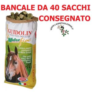 GIANNI GUIDOLIN - WAFER FIOC LIGHT 40sacchi x 25kg - SPEDIZIONE INCLUSA