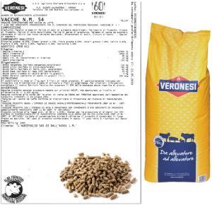 VERONESI - VACCHE N.M.54 PEL.KG 25 - Veronesi