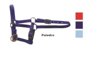 Cavezza in Nylon Regolabile Puledro C.Viola