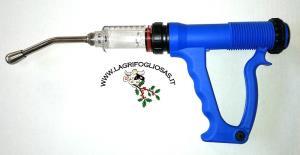 Pistola dosatrice 35ml - siringa per somministrazione