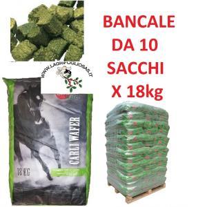 Wafer 50-50 Fieno-Erba Medica  cm3x3 10sacchi da 18kg