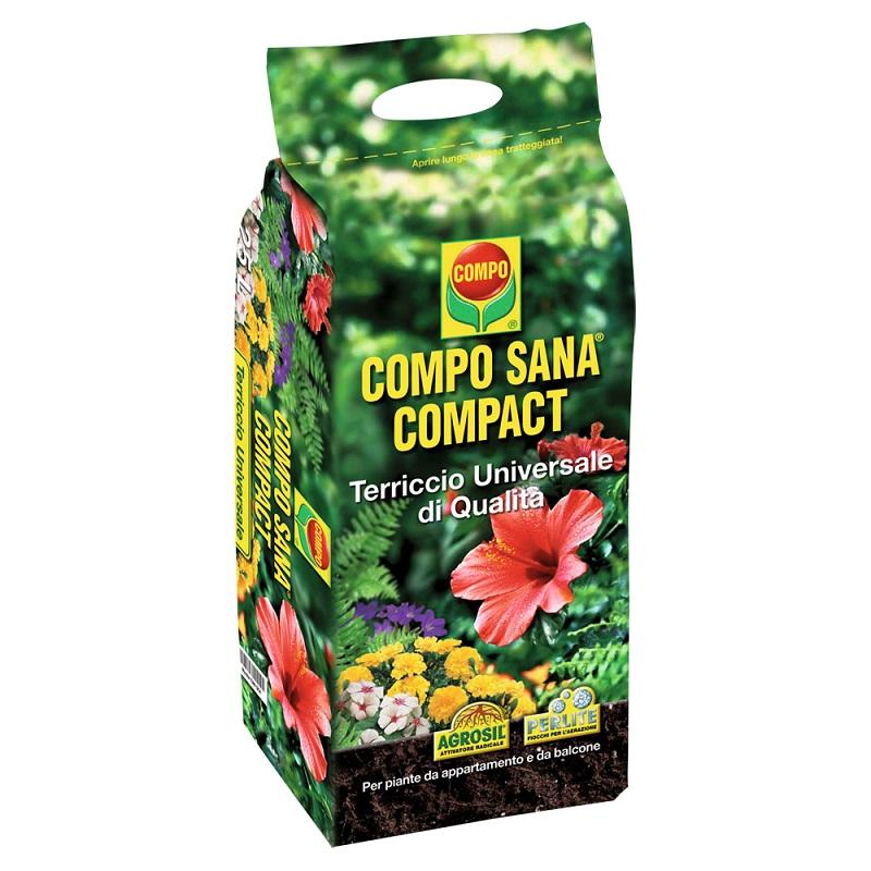 COMPO SANA COMPACT Universale 25L Terriccio