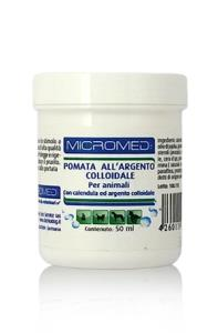 MICROMED - MICROMED POMATA ALL'ARGENTO colloidale 50ml