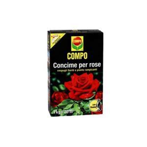 COMPO Concime Rose con Guano 1 kg