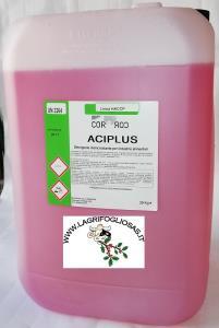 ACIDO DISINCROSTANTE per MUNGITRICI KG 30 - ACIPLUS