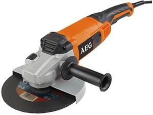 SMERIGLIATRICE AEG WS 22-230DMS 2200W disco mm.230