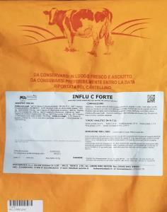 INFLU C FORTE sacco kg10 - IN POLVERE