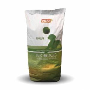 NICOFOOD - NICO DOG REGULAR Kg15 MANGIME COMPLETO