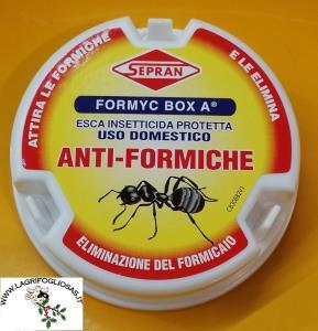 SEPRAN - FORMYC BOX ESCA g5 SFUSA FORMICHE CASETTA