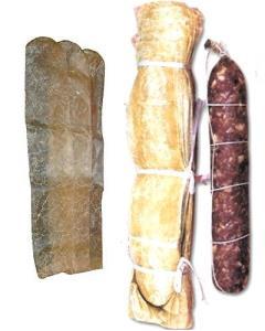 Budelli collati maiale mm80x400