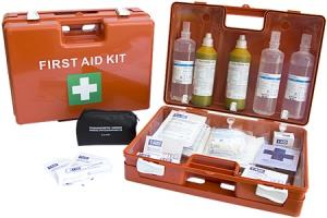 KIT PRONTO SOCCORSO ALTO ADIGE CAT. AB - kit reintegro