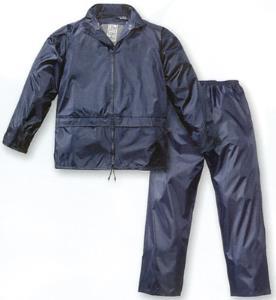 COMPLETO NYLON PVC - blu\L - NIAGARA