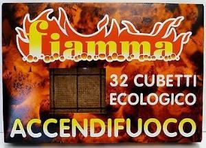 FIAMMA - ACCENDIFUOCO ECOLOGICO FIAMMA 32pz