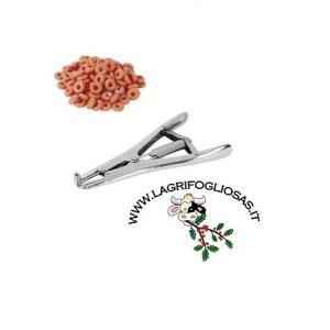 KERBL - Pinza X Anelli Castrazione in Gomma - Tenaglia elastrator