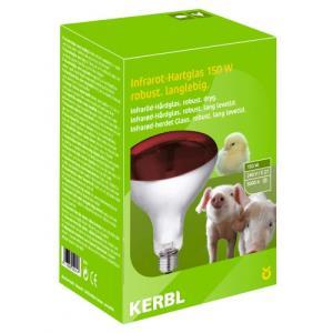 KERBL - LAMPADA infrarossi Kerbl Rossa 250w