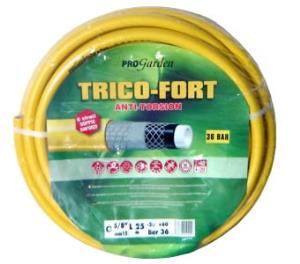 PROgarden - TUBO TRICOFORT GIALLO d15x25mt