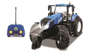 TRATTORE NEW HOLLAND RADIO COMANDATO