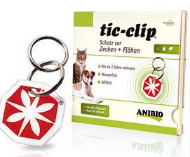 ANIBIO - Anibio TIC-CLIP ciondolo