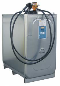 Serbatoio per carburante 1000 LT - cisterna