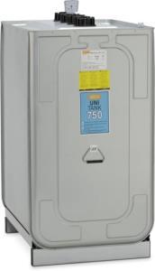 Serbatoio per carburante 750 LT - cisterna