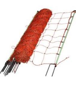 Rete per PECORE/capre 106/2 2punte Elettrificabile