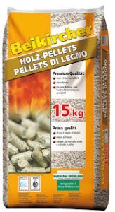 BEIKIRCHER - Pellet Beikircher Sacchi 15kg ENplus A1 N°IT325
