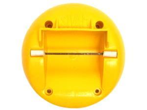 Porta rullo sale 700gr. giallo - PORTASALE