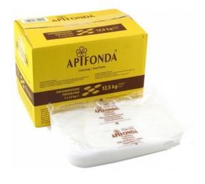 APIFONDA - Mangime api Apifonda 12,50kg (Scatola da5 pz.x2,5kg) CANDITO