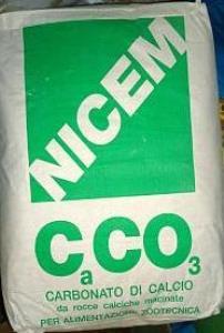 Carbonato di calcio 25 kg