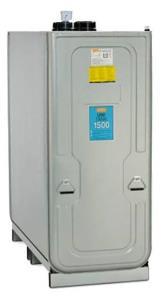 Serbatoio per carburante 1500 LT - cisterna