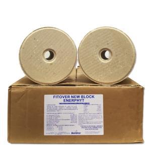 FITOVER 5 Kg SALZBLOCKE - SALE BLOCK prevenzione contro vermi