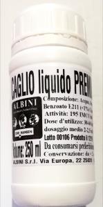 Caglio Liquido 250ml - Hansen Naturen Premium