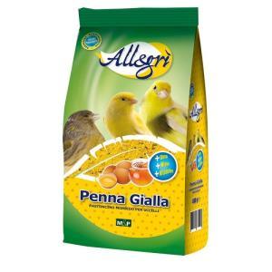 ALLEGRI - Penna GIALLA 400gr - ALLEGRI