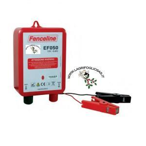 FENCELINE - EF050 12V 0,6J - Elettrificatore compatto