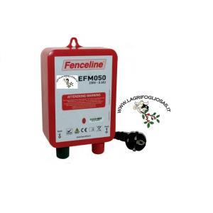FENCELINE - EFM050 230V 0,6J - Elettrificatore compatto
