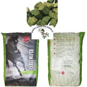 Wafer 50-50 Fieno-Erba Medica  cm3x3 sacco da 18kg