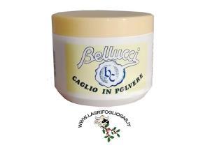 CAGLIO BELLUCCI IN POLVERE gr. 500 95% Chimosina 105.000