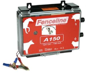 FENCELINE - A150 - 12V - 1,5J Elettrificatore