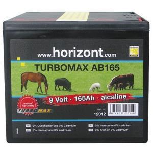 HORIZONT - BATTERIA PILA ALKALINA 9V-170Ah
