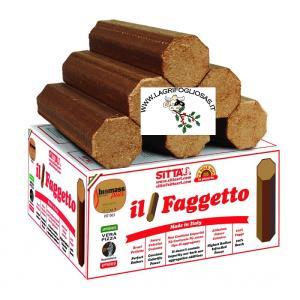 FAGGETTO OSOLEMIO KG 18 -Tronchetto per Pizzerie e Forni