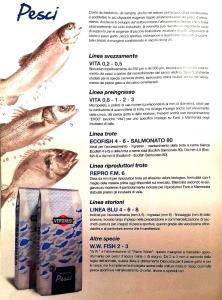 VERONESI - Mangime Specifico x Pesci da Allevamento in sacco