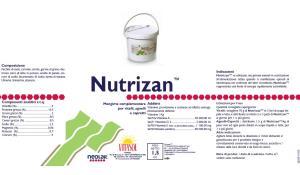 VITASOL - NUTRIZAN KG.5,0 - ANTIDIARROICO NATURALE VITELLI/AGNELLI/CAPRETTI - Vitasol