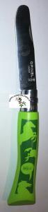 OPINEL - OPINEL JUNIOR CAVALLO VERDE N.7 Inox